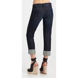 Citizens of Humanity Dark Dani Cropped Jeans 25